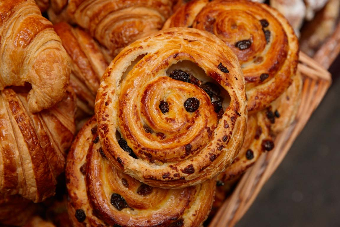 Pain Au Raisin | Oliviers Bakery