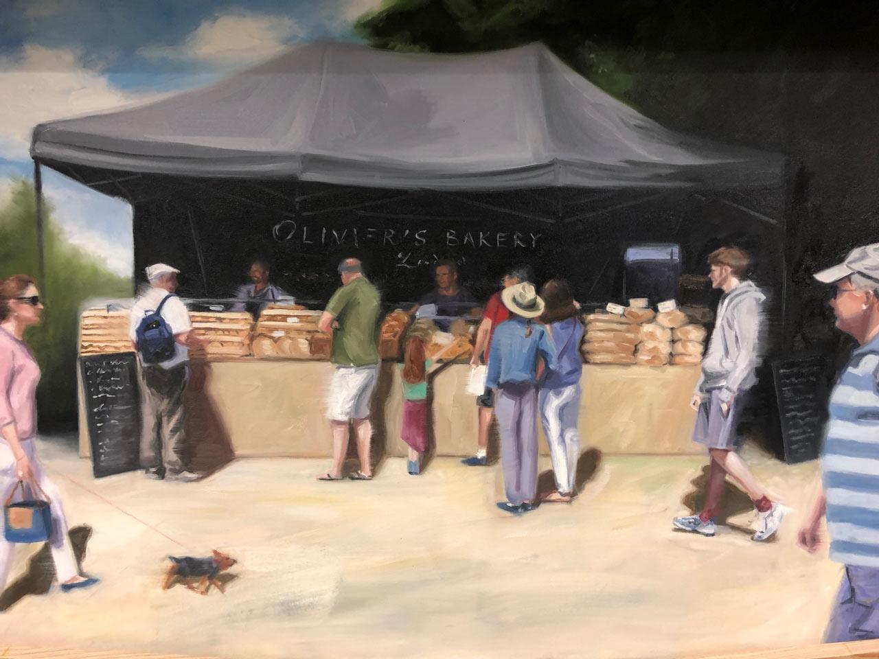 olivers bakery herlev