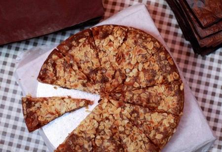 Apple Bakewell   Olivier's Bakery
