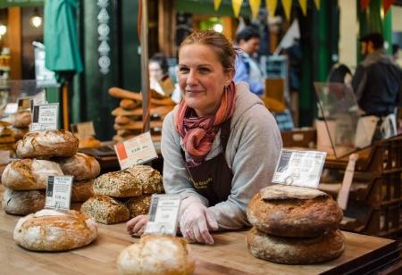 Sophie Bertucat   Olivier's Bakery